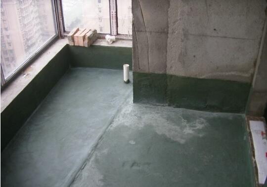 专业防水补漏施工公司,家庭阳台的防水台阶是什么?